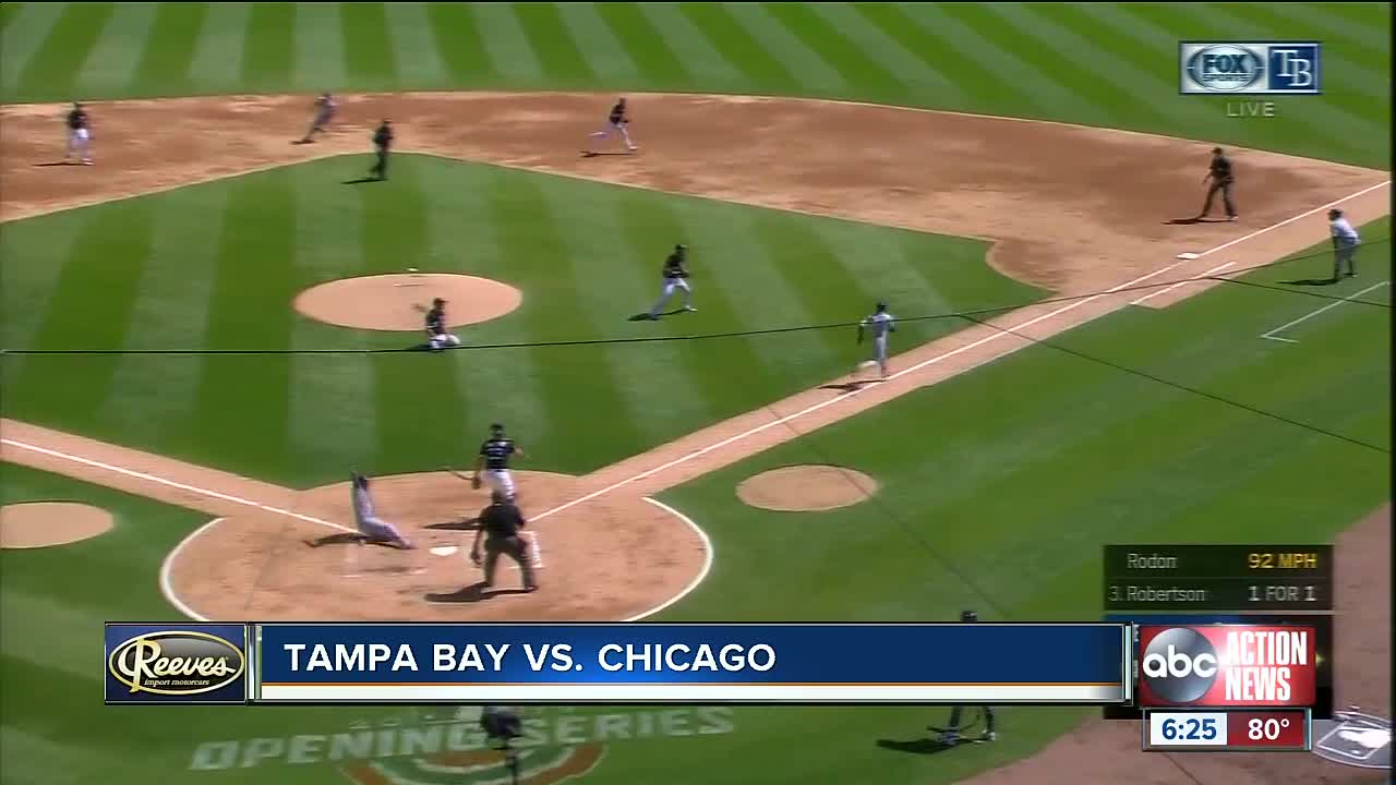 Blake Snell dominates again, Tampa Bay Rays beat the Chicago