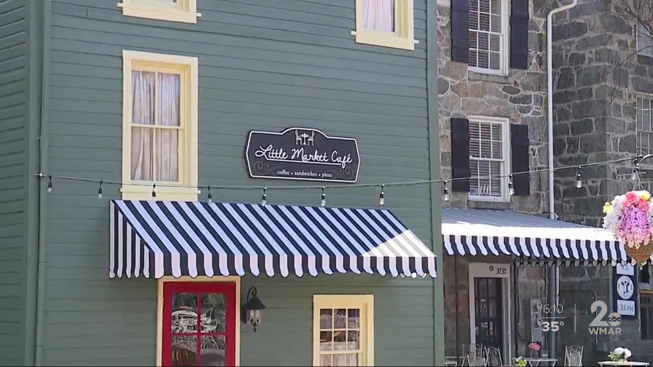 Celebrity Chef Gordon Ramsay Reveals Renovated Ellicott City Businesses