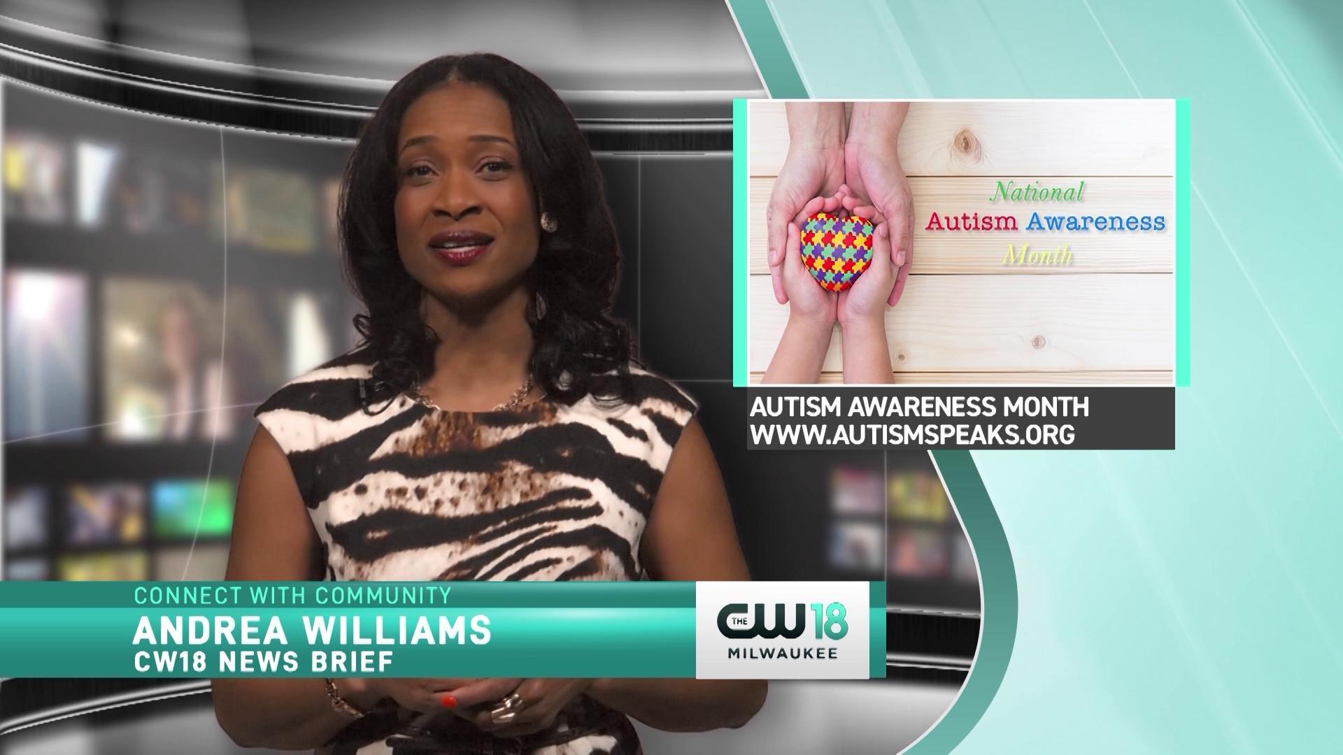CW 18 News Brief | Autism Awareness Month