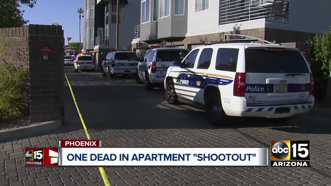 PD: 2 killed, 1 injured in shooting at condo complex in Phoenix