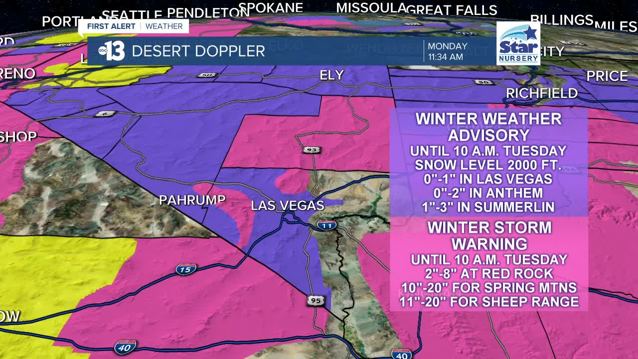 Midwest Storm Expected to Bring More Than A Foot of Snow