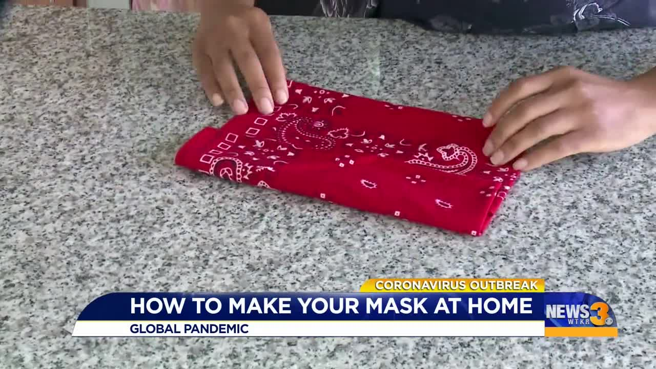 What To Know If You're Wearing A Cloth Mask In Public
