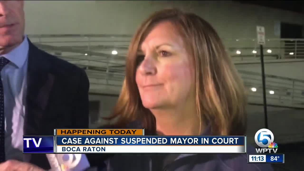 Suspended Boca Raton Mayor Ready To Be Vindicated Attorney Says
