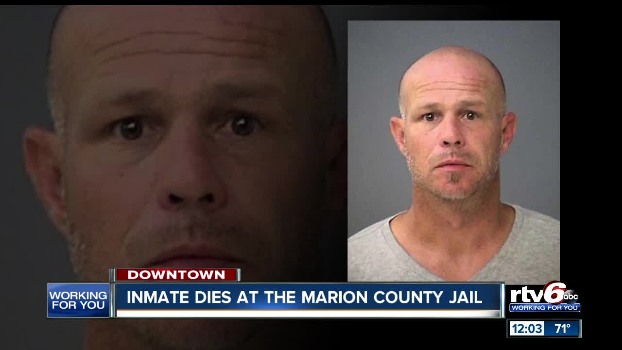 Inmate found dead at Marion County Jail