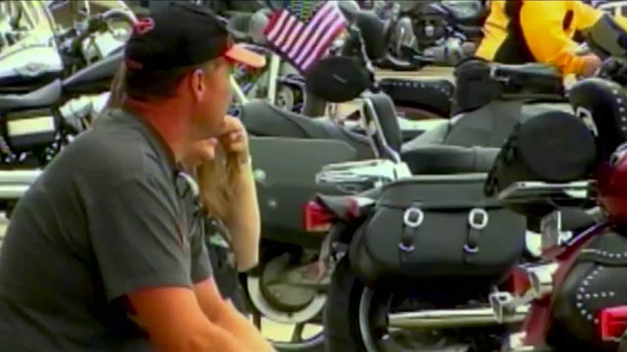 Thousands gather in SD for annual Sturgis Motorcycle Rally