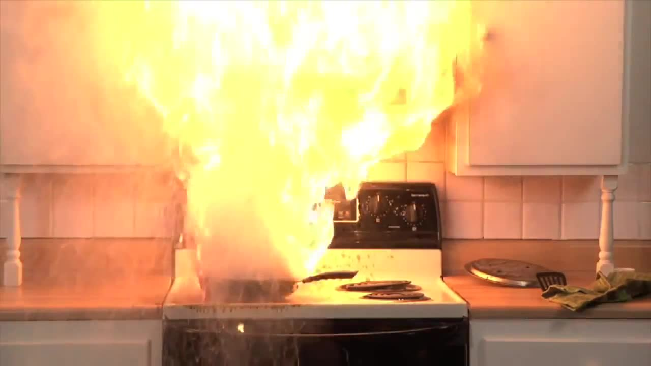 Thanksgiving Fire Safety Warnings
