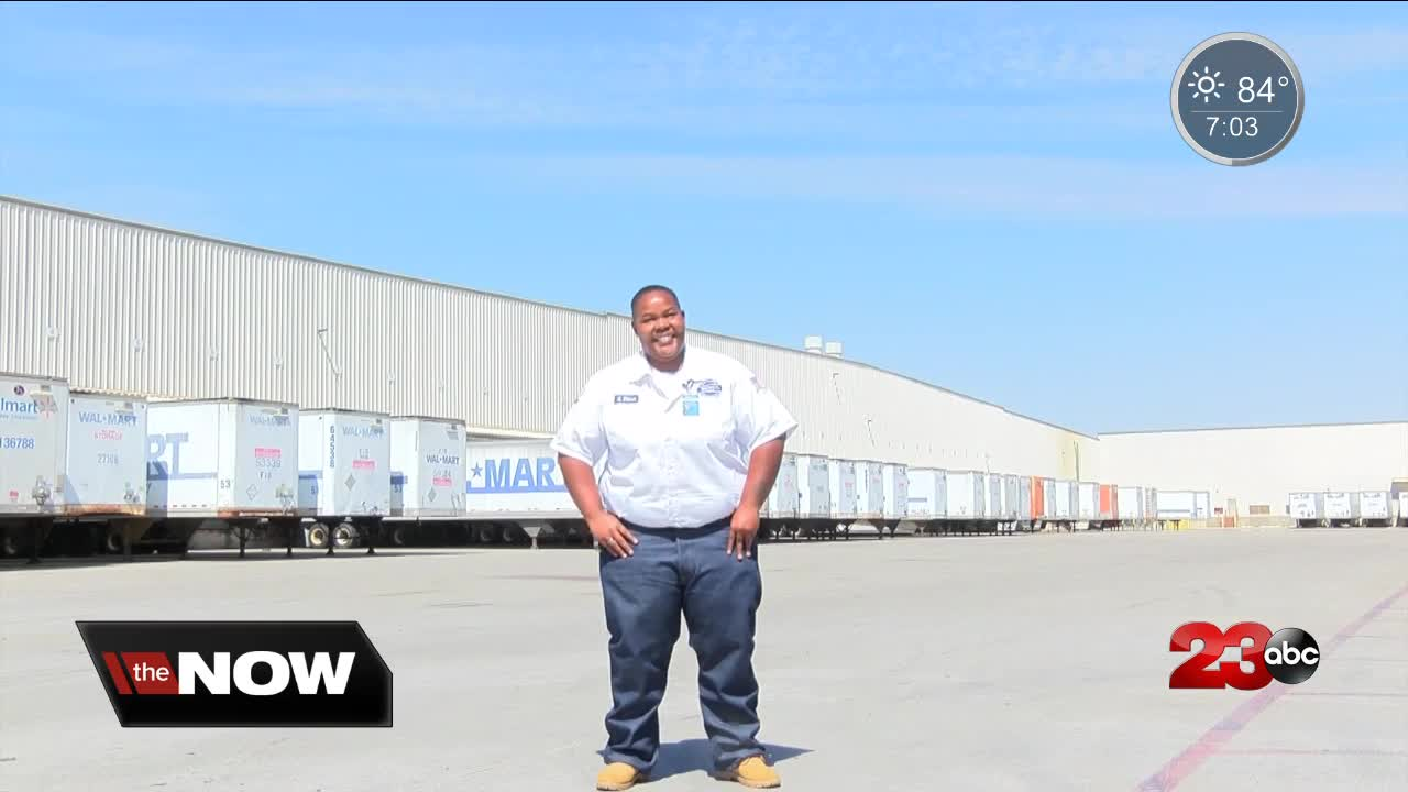 97a0f51a9b Local Walmart truck drivers featured in national commercial