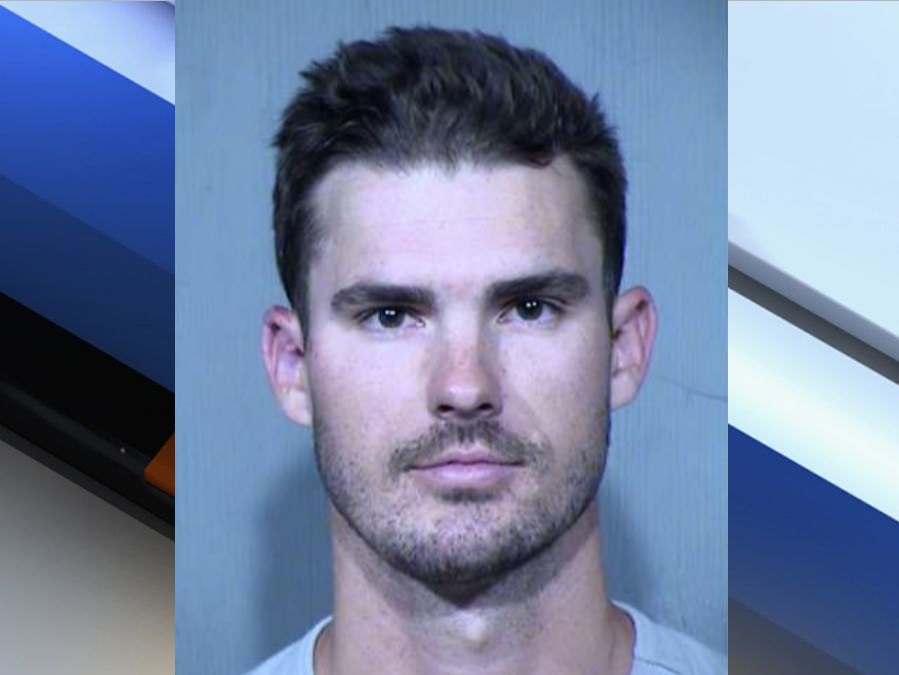 Padres pitcher Jacob Nix arrested