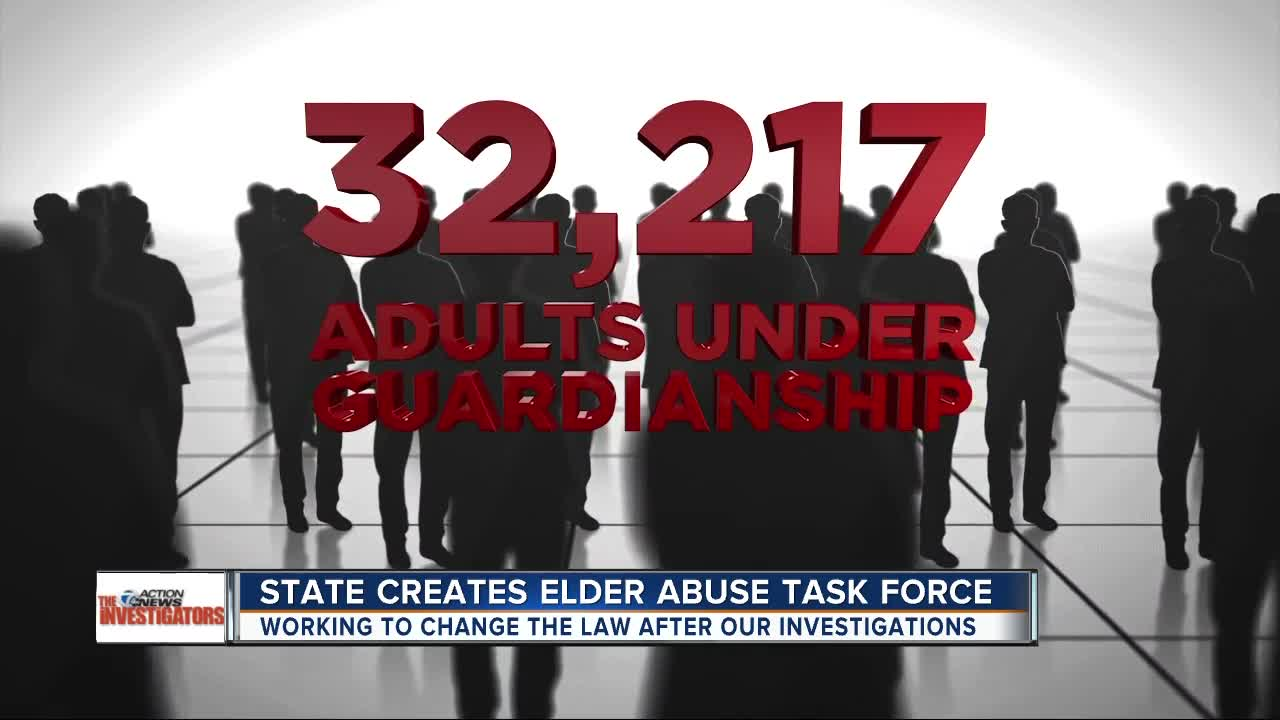 Michigan AG launches Elder Abuse Task Force, wants