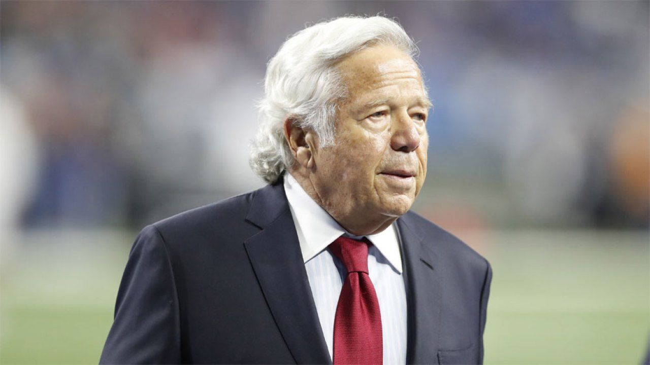 Robert Kraft must appear at his next court hearing: judge