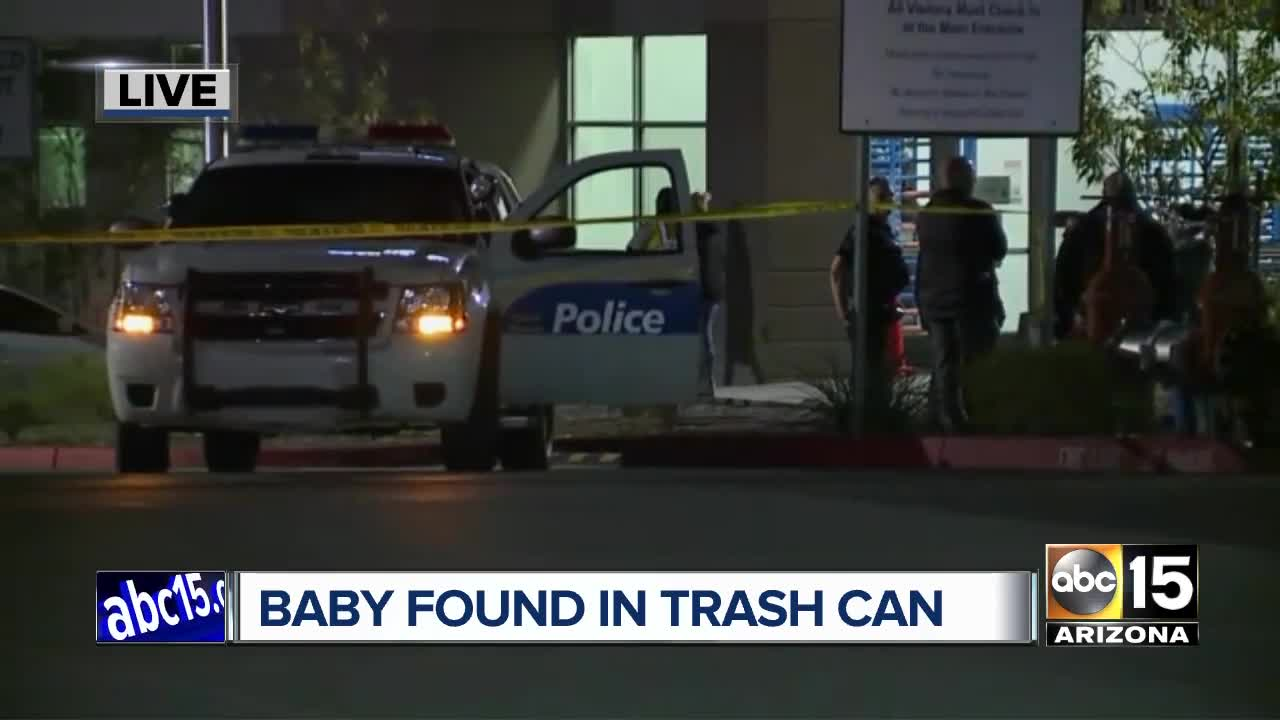Body of newborn baby found in trash bin at Arizona Amazon facility