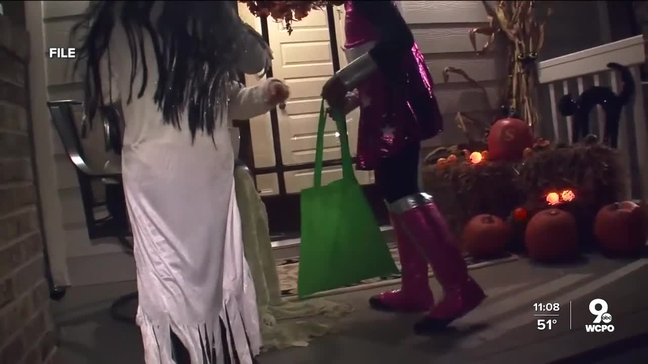COVID-19 means some parents won't let kids trick-or-treat