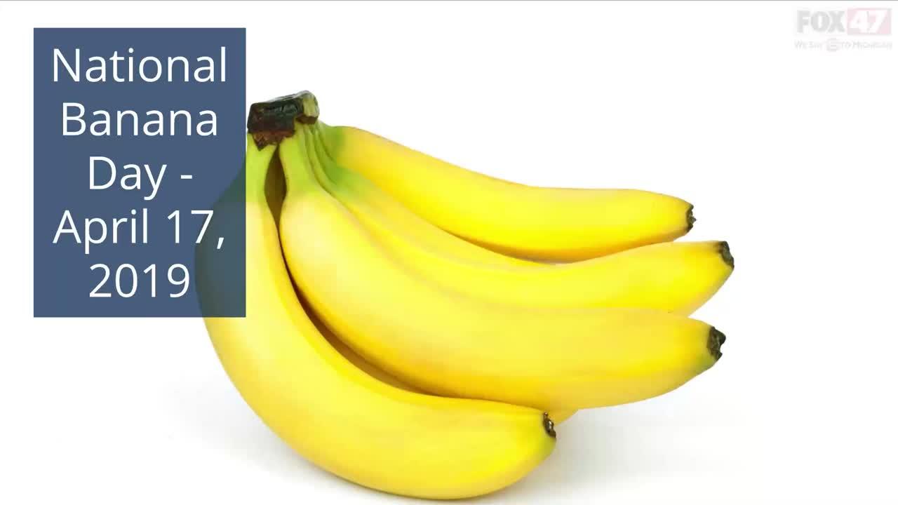 5 Fun Facts to Go Bananas Over On National Banana Day!