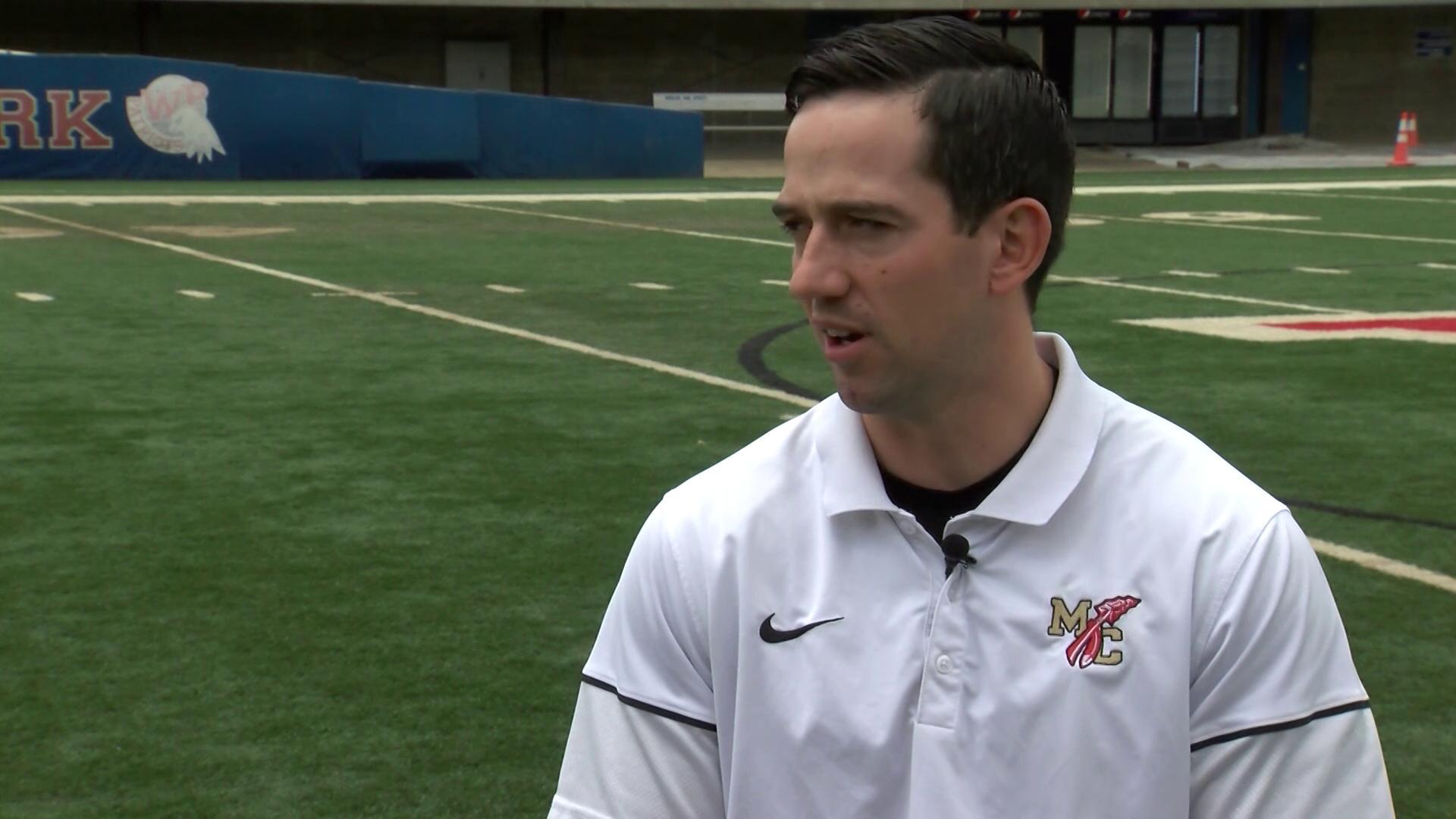 Coach Josh Ischy