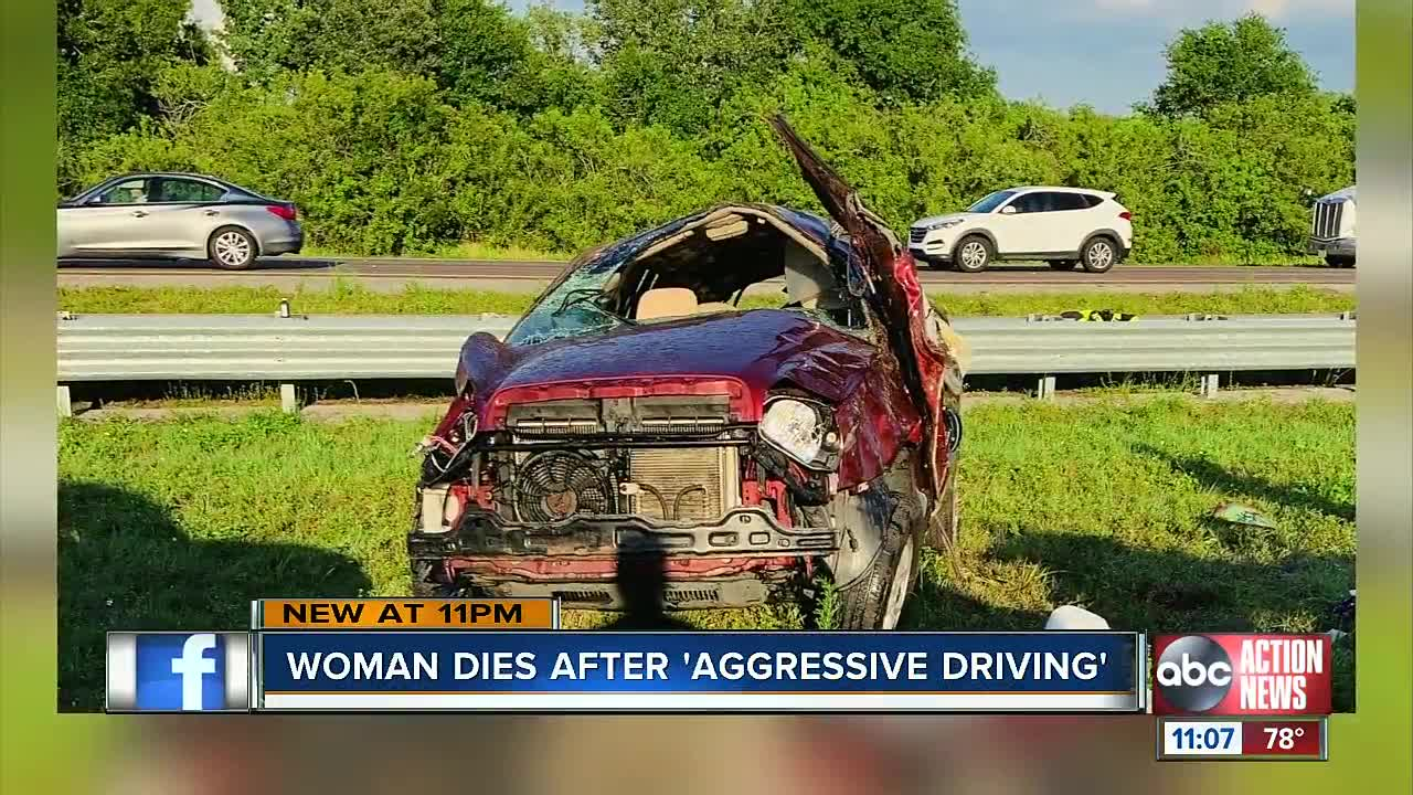 Mom killed, her two sons hospitalized in single-car crash on