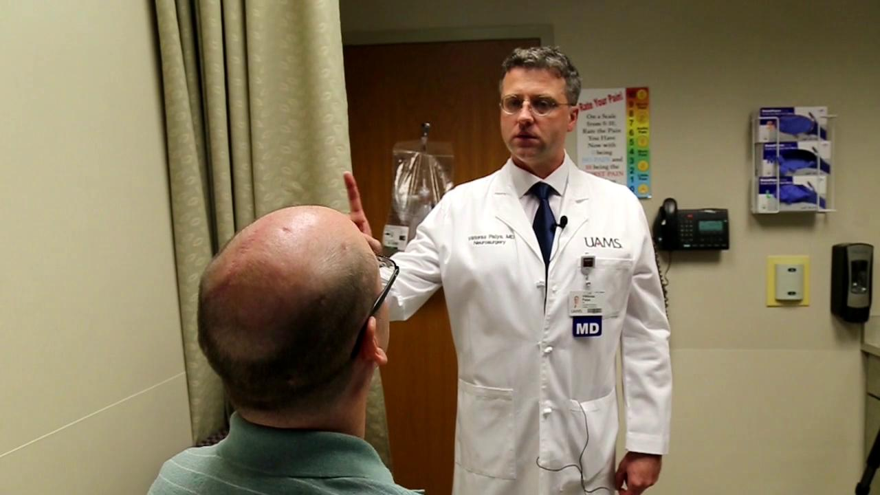 UAMS is the first hospital in the state to offer treatment for Refractory Epilepsy