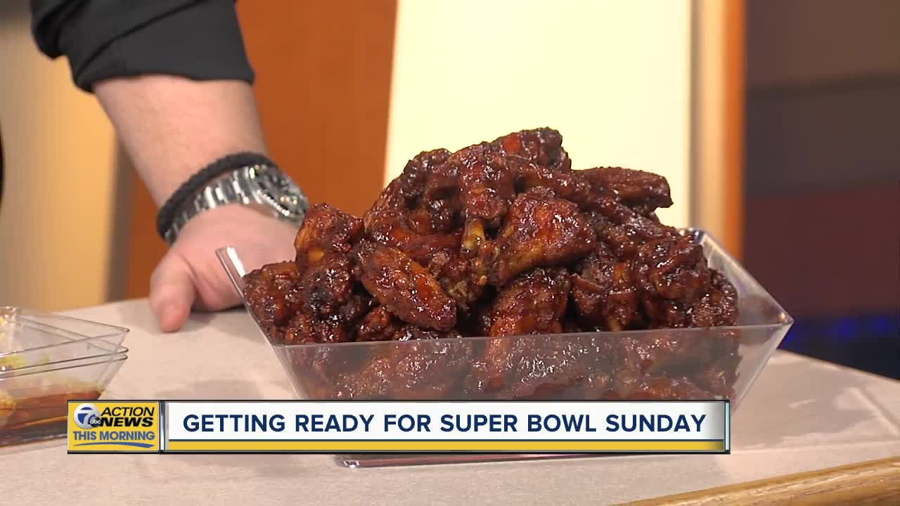 Detroit Wing Company wants to help you get for Super Bowl Sunday