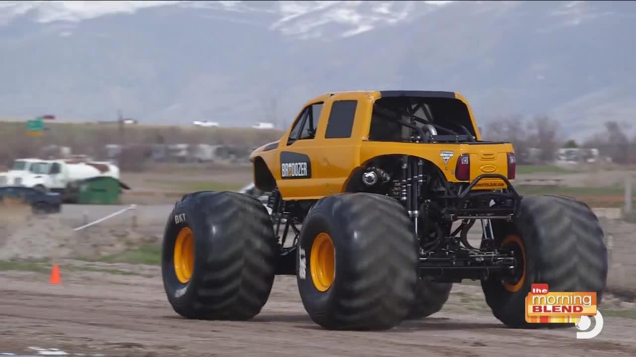 Diesel Brothers Mega Ram >> Diesel Brothers Monster Jump Live