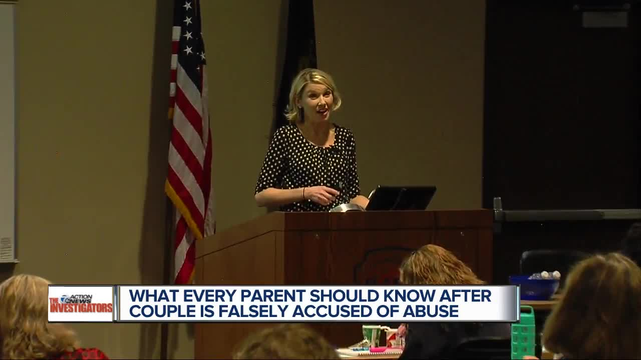 Child Abuse Pediatricians: Are parents being wrongly accused?