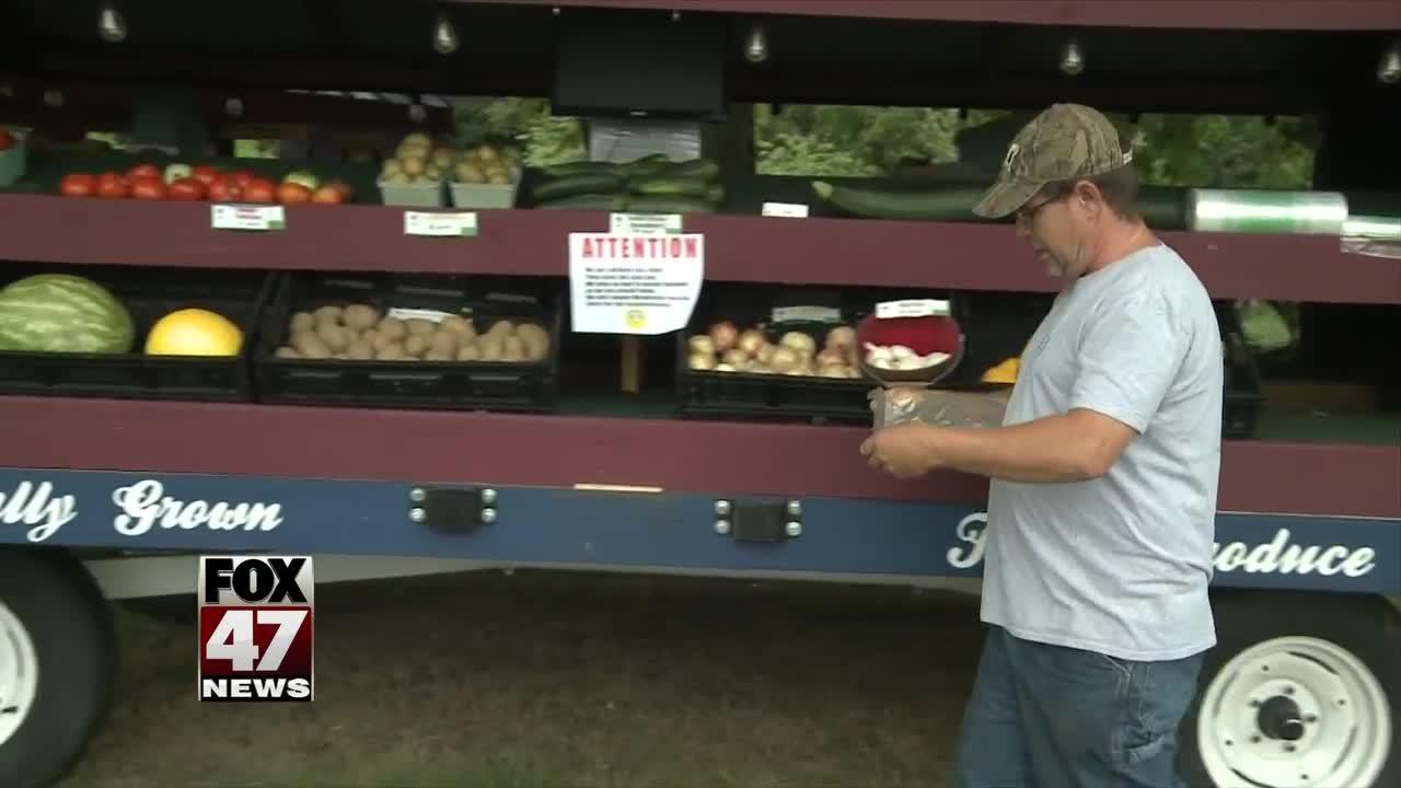 Farmer who had money box stolen says 'crime doesn't pay'