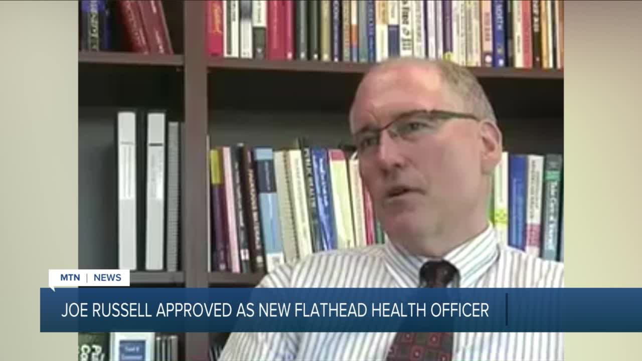 Joe Russell Returning To Head Flathead City County Health Department