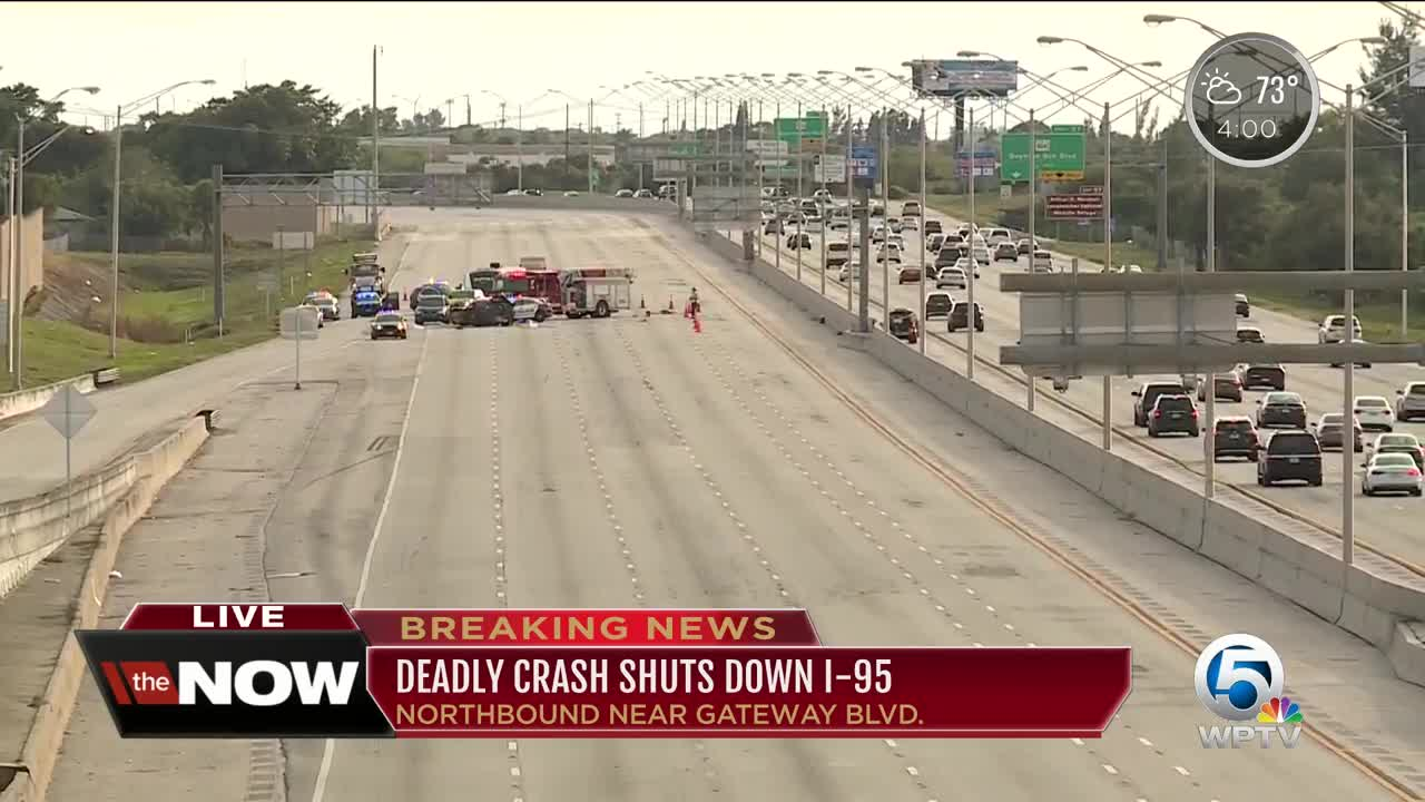 Driver faces DUI manslaughter charges in I-95 crash that killed 2 on