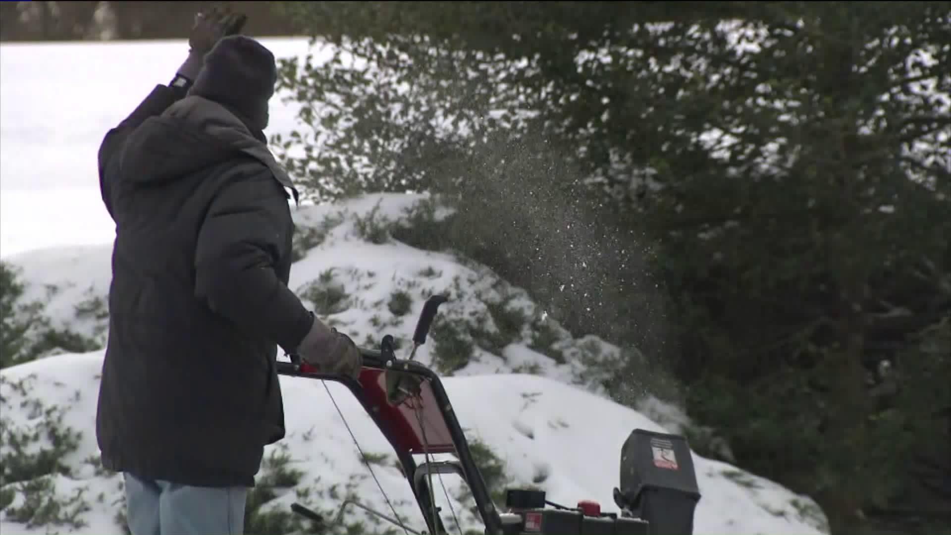 D.C. region prepares for midweek winter storm