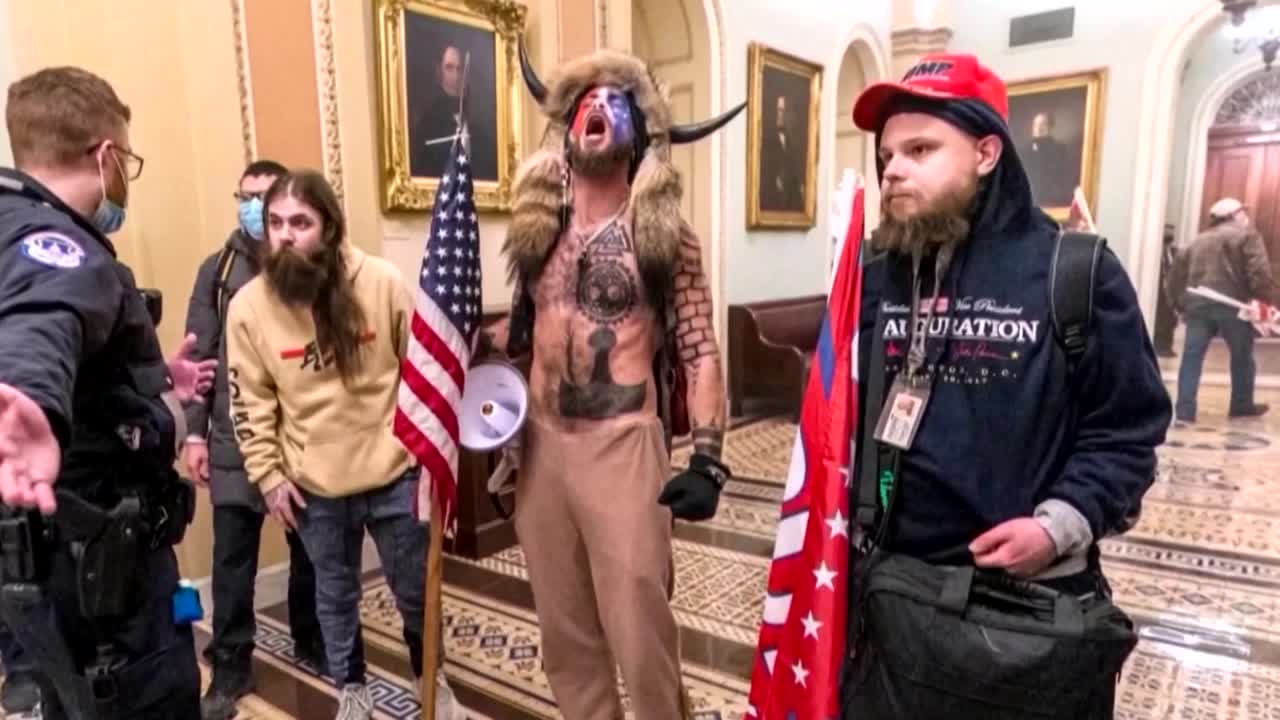 COVID-19 exposure possible for congressional members during Capitol riot, physician says