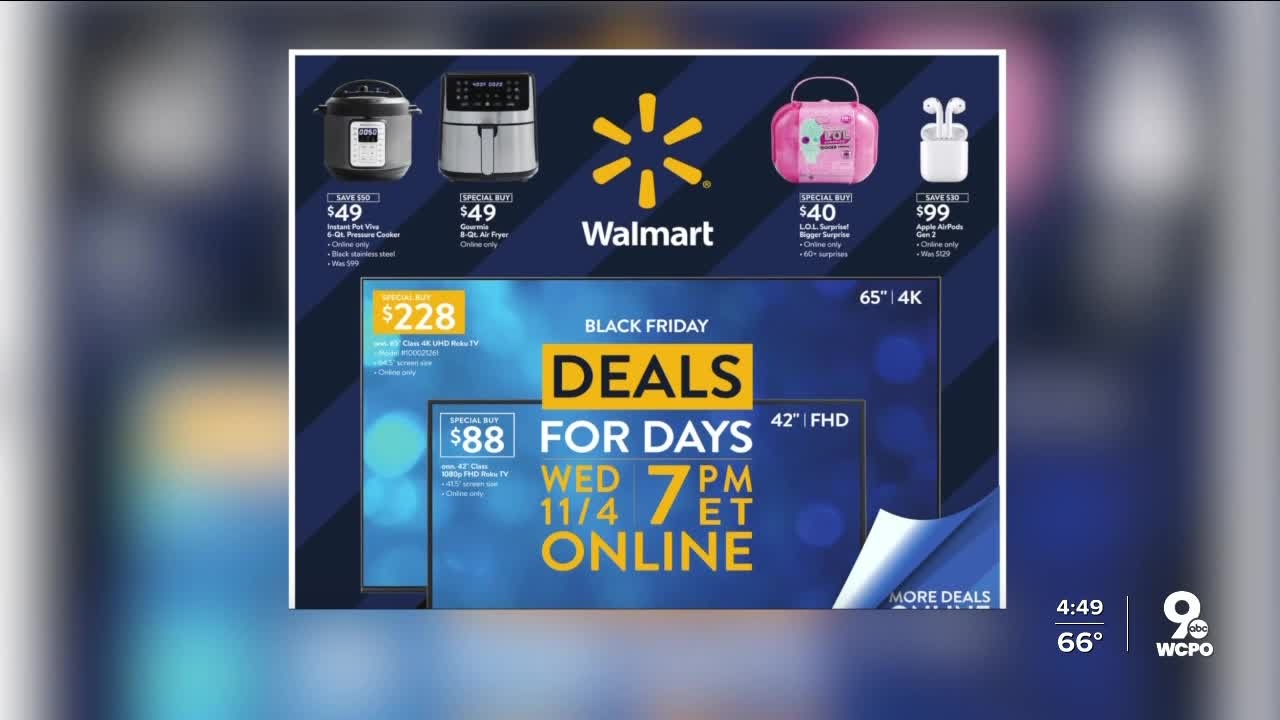 The Best Deals At Walmart S 3 Black Friday Sales