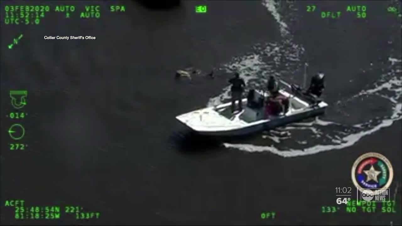 Officials Find Missing Kayaker in Florida Everglades
