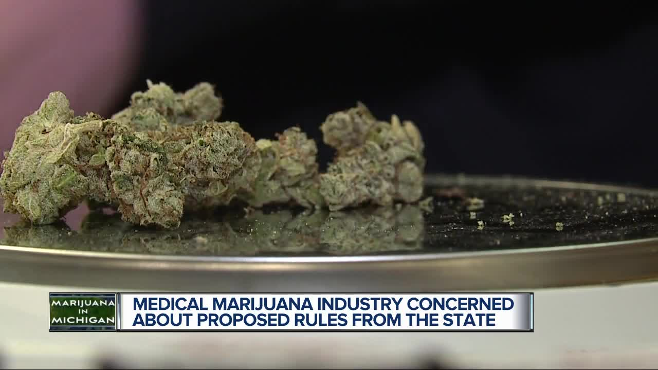 Proposed changes to medical marijuana rules worry some