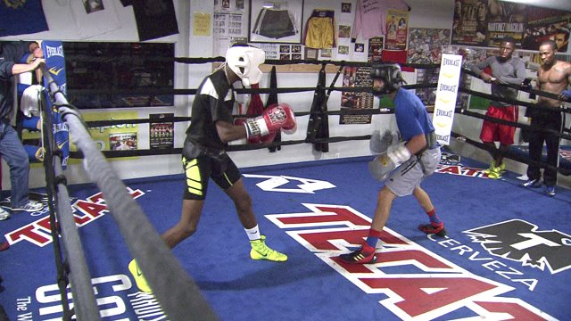 Atlas Cops & Kids Boxing program helps kids fight for their