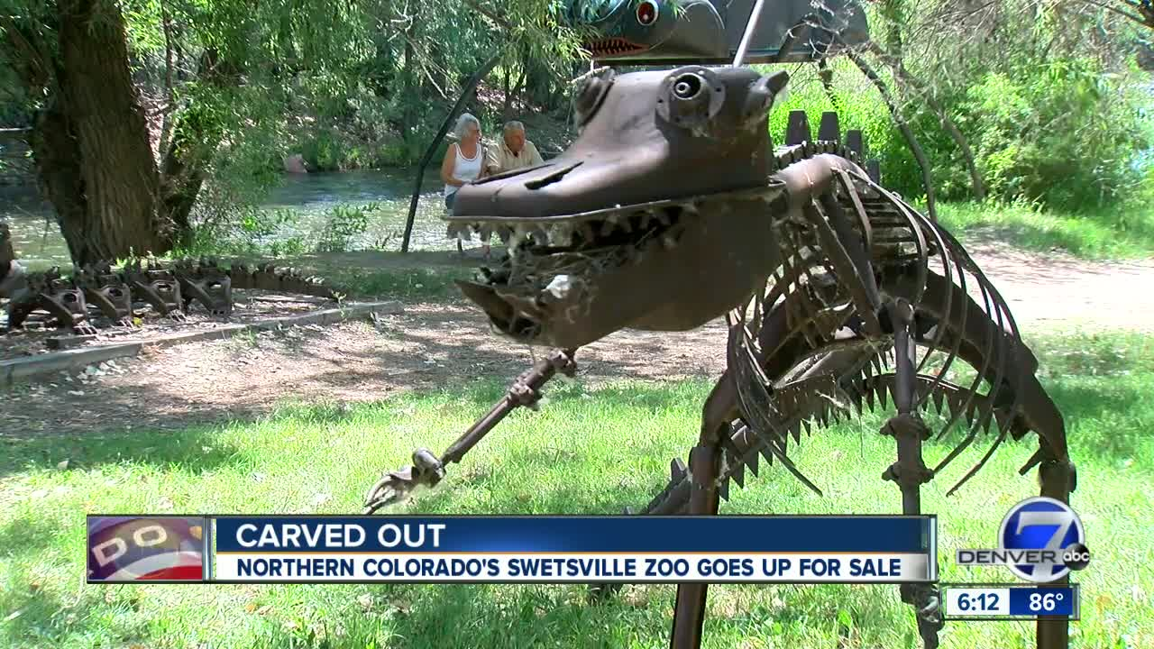 Larimer County farmer giving up wonderful hobby, calling it