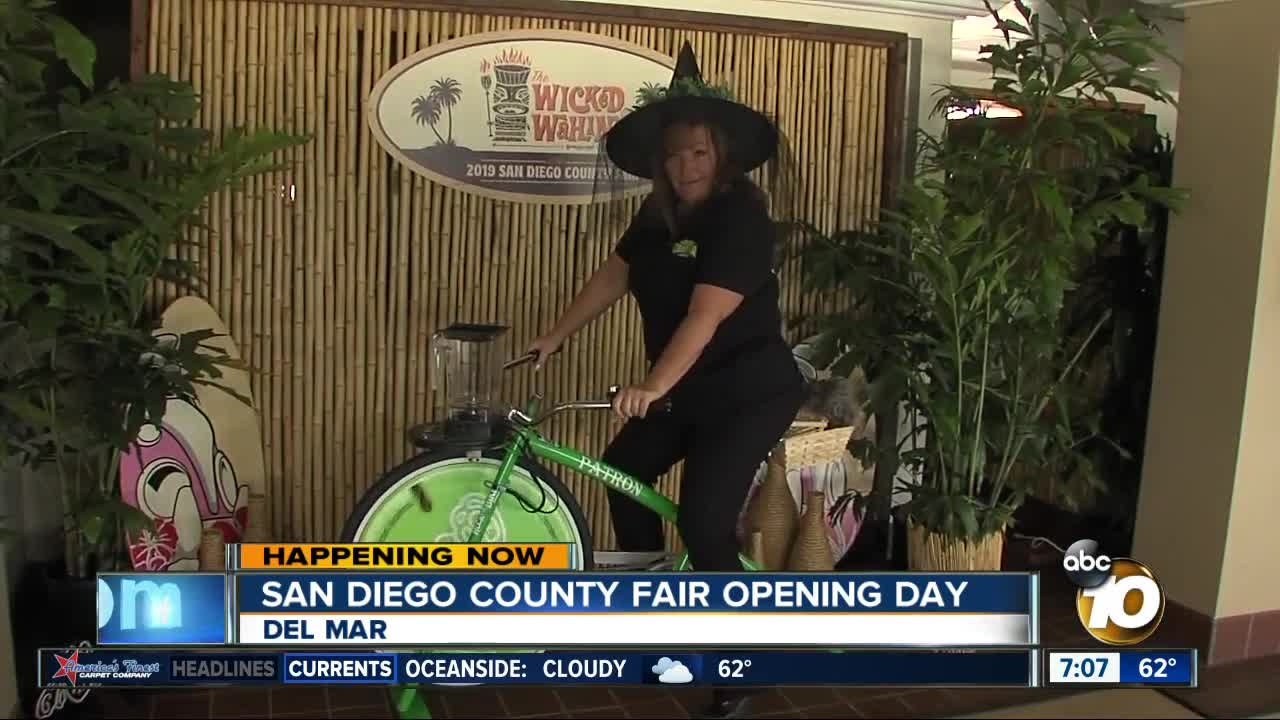 It's good to be wicked: Inside San Diego County Fair's