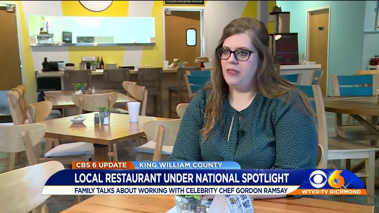 Virginia Restaurant Open For Business After Gordon Ramsay Overhaul