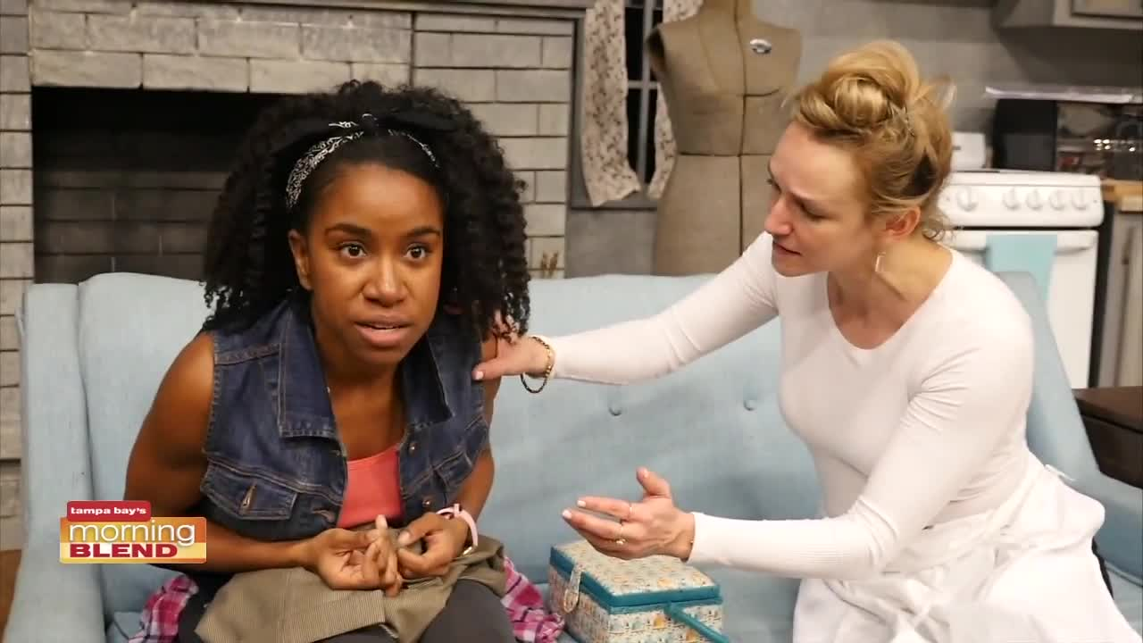 Freefall Theatre Presents Crumbs From The Table Of Joy