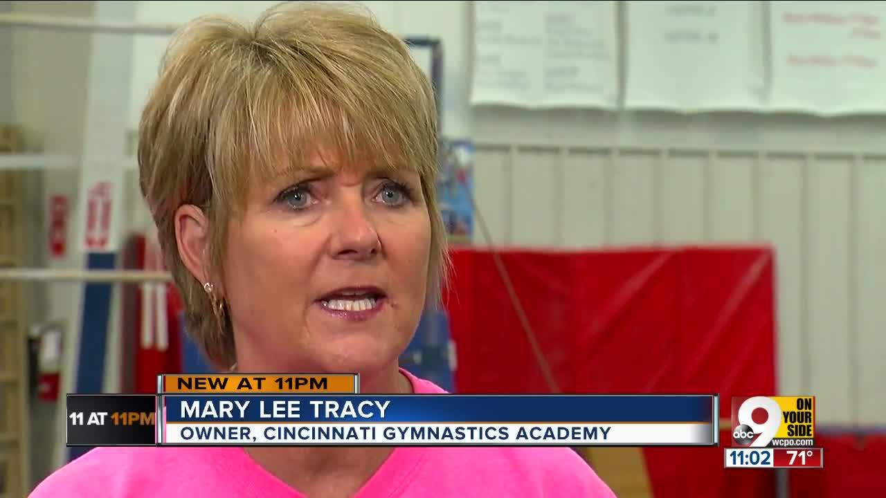 Mary Lee Tracy replies to Aly Raisman, says she might resign US