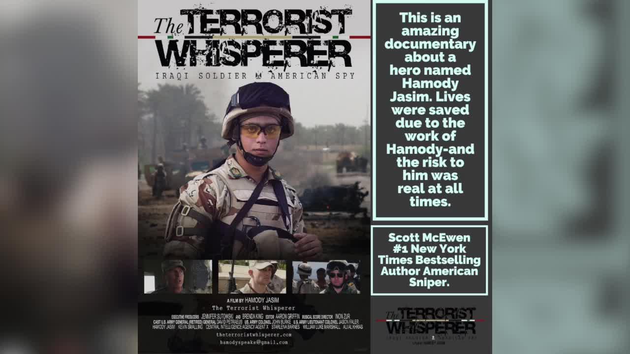 Terrorist Spy Photo >> The Terrorist Whisperer An Iraqi Soldier And An American Spy
