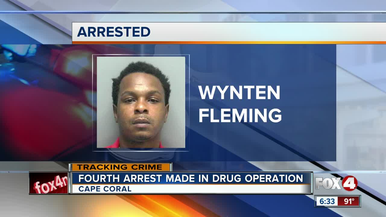 Three arrested in Cape Coral drug bust