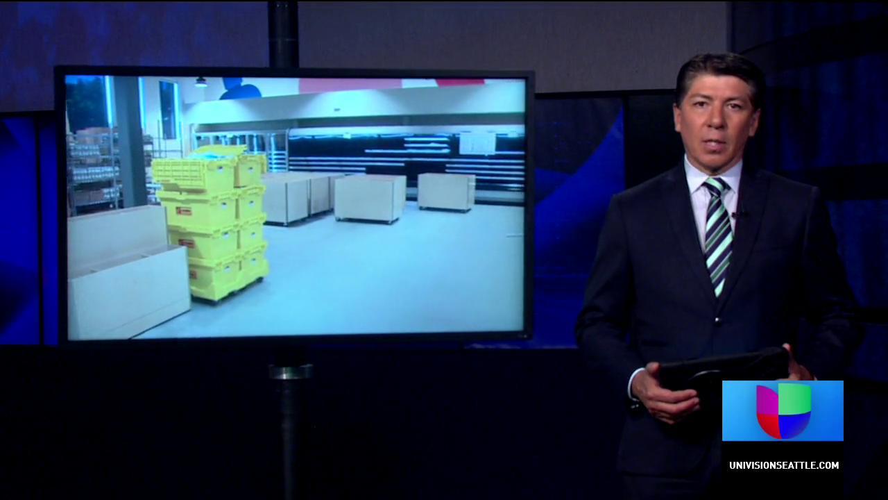 Abrirá las puertas nuevo banco de alimentos en Ballard