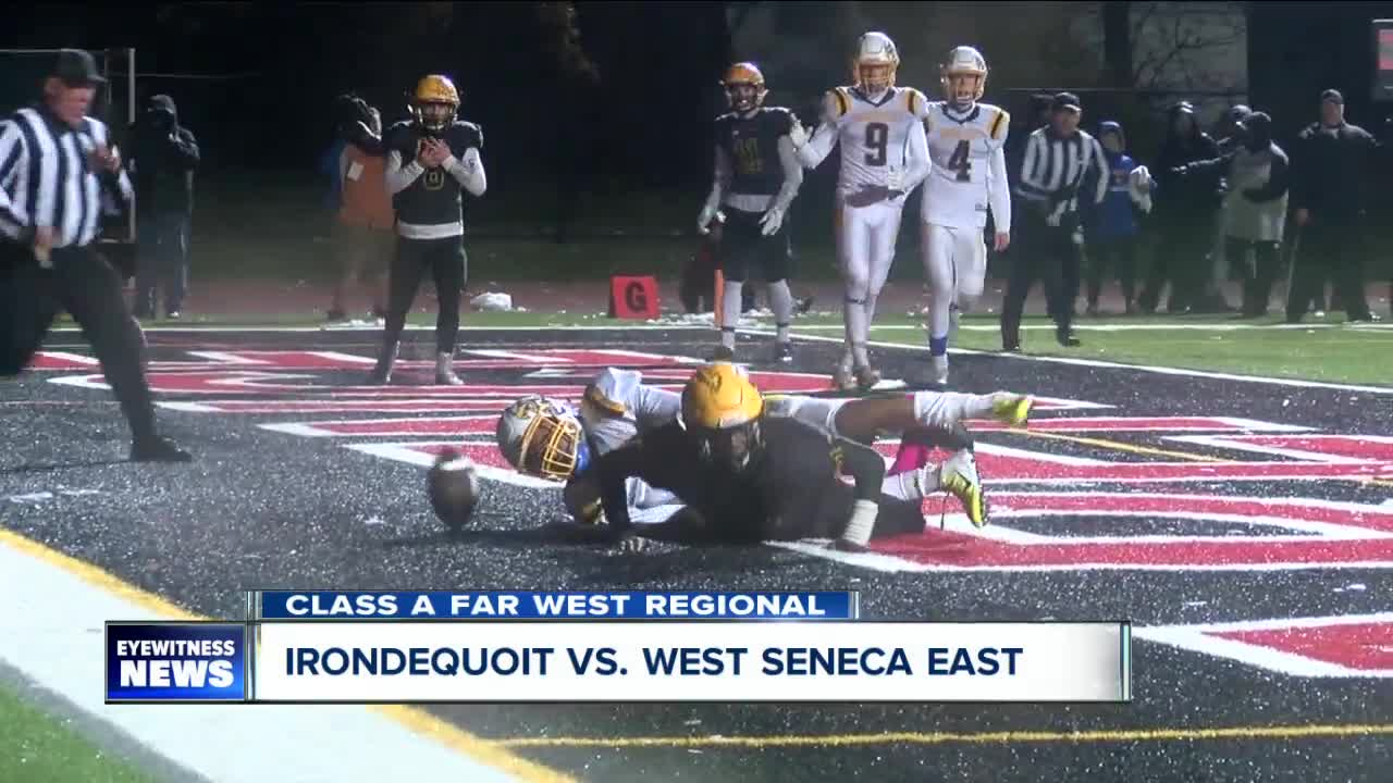 West Seneca East, Cleve-Hill and CSP advance to football