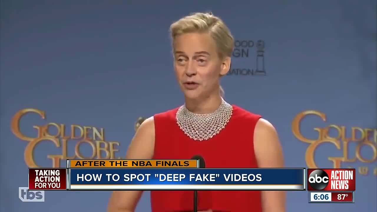 Deepfakes' are becoming more realistic, and could signal the next