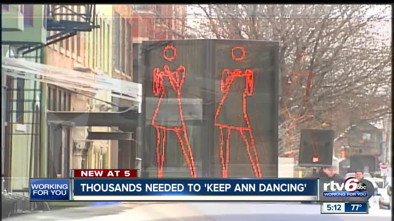 Thousands needed to 'Keep Ann Dancing:' Campaign to help