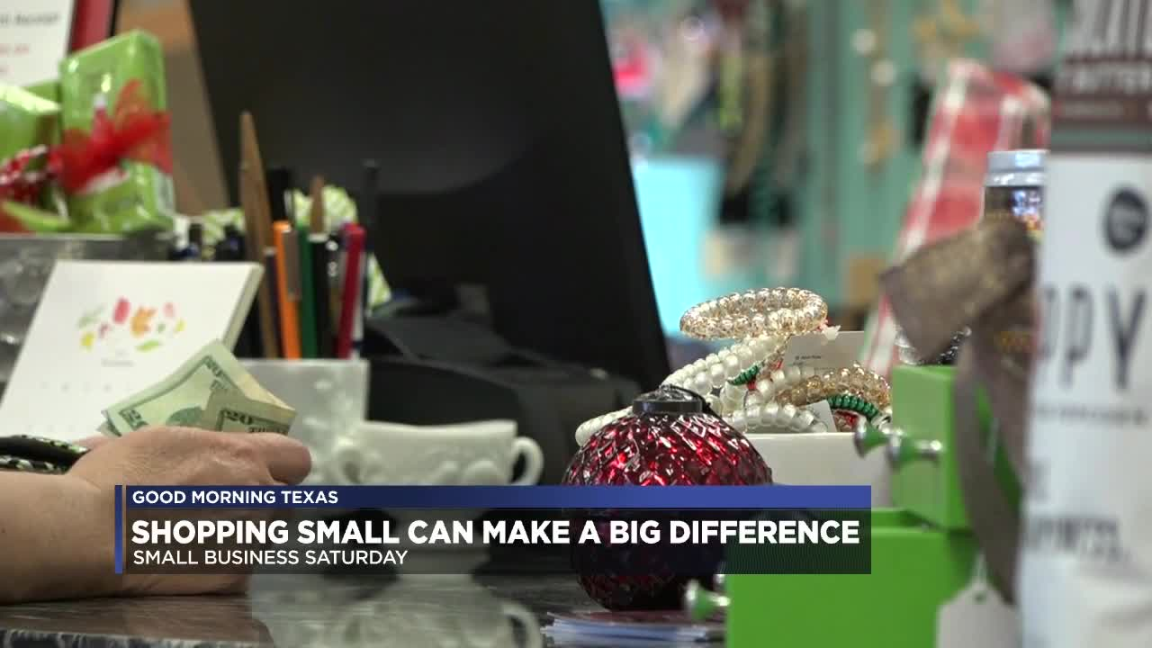 Keep up with the sales, check out Small Biz Saturday