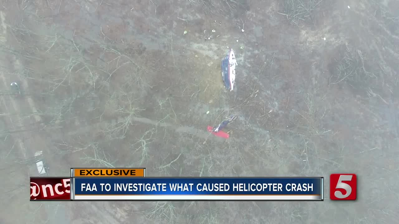 FAA to begin investigation into Coffee County helicopter crash