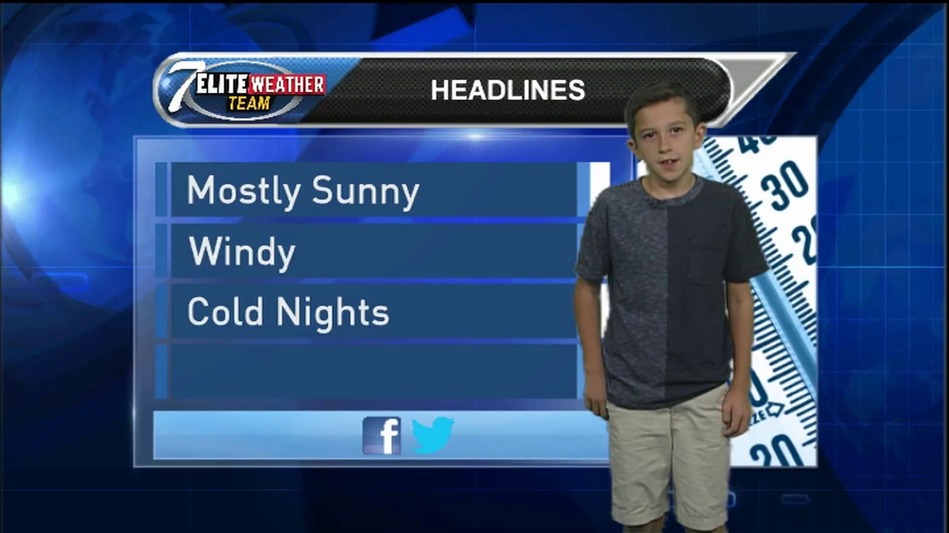 KHQA Weather Wiz: Brady England