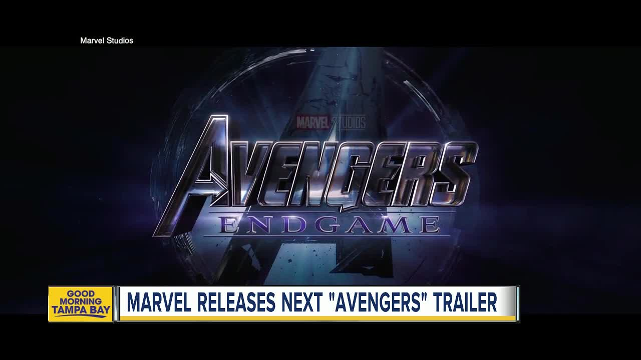 Watch the first trailer for Marvel's 'Avengers: End Game'