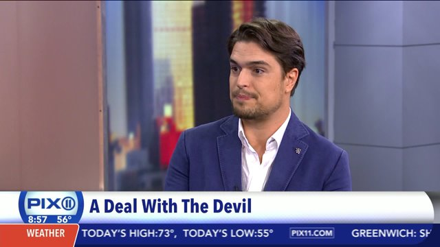 The Messengers Diogo Morgado on Love, Playing Jesus, and