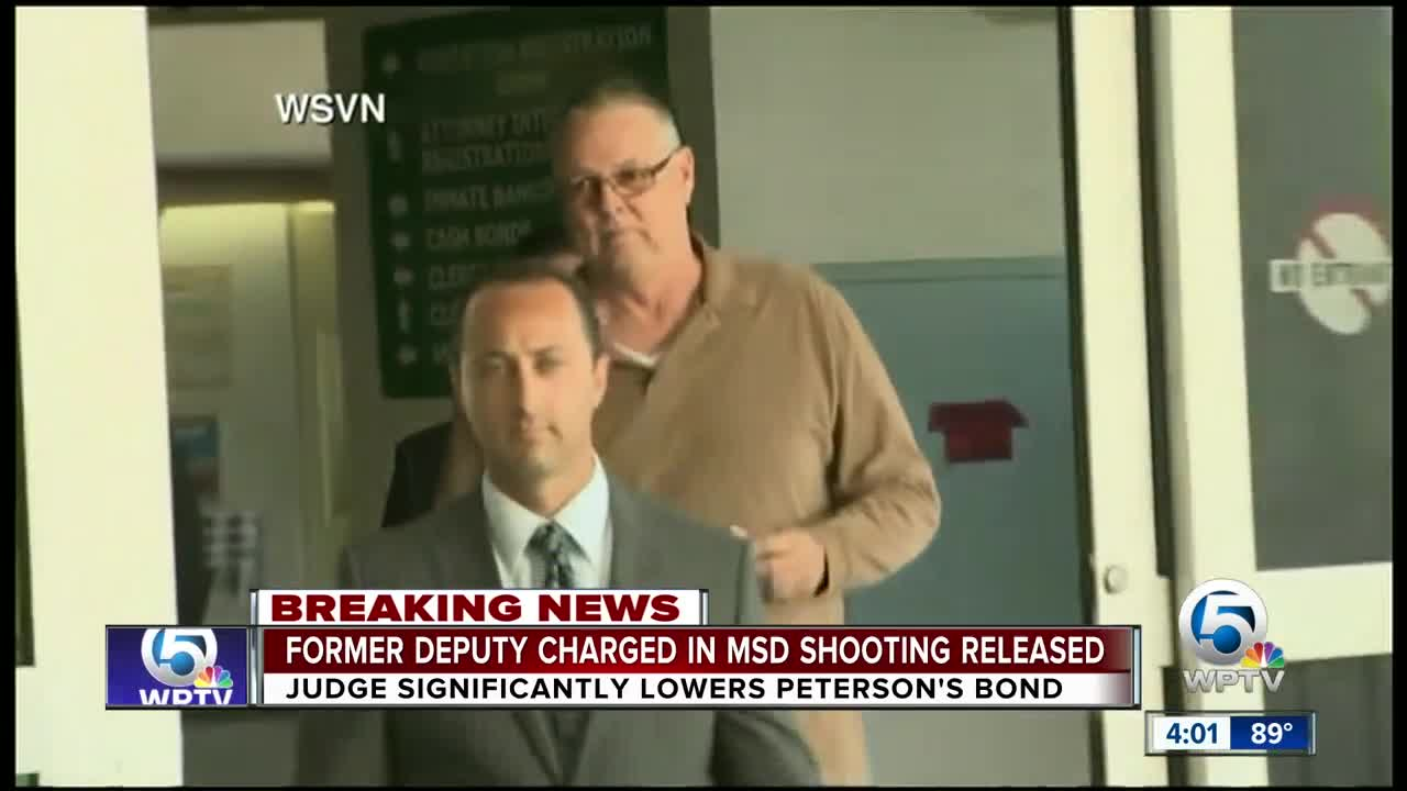 Ex-Parkland Officer Scot Peterson Out of Jail After Judge Reduces Bail