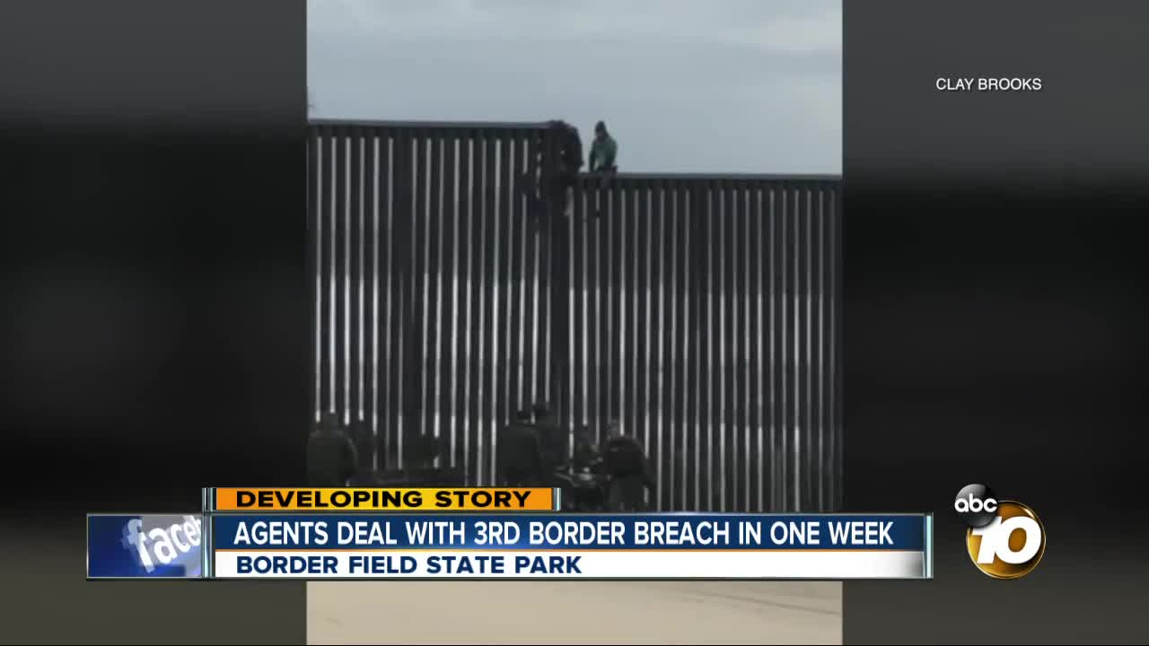 Border Patrol announces 4th migrant death since December